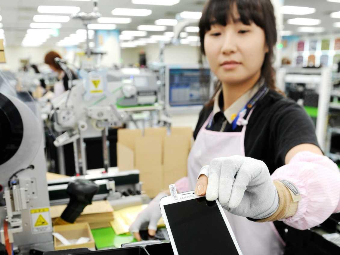 consumer electronics in south korea