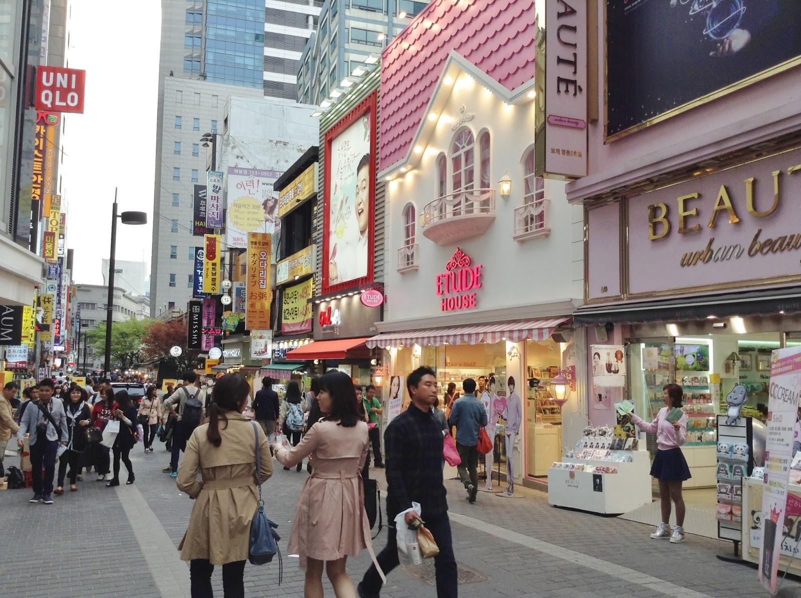 consumer market in south korea