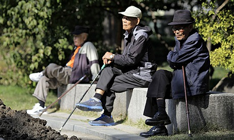 south korea elderly care industry