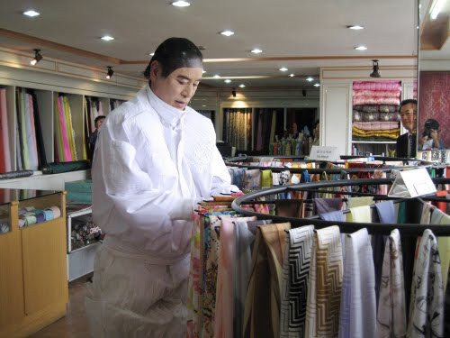fashion industry in south korea