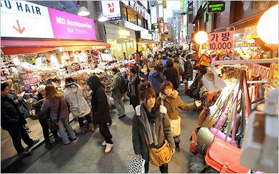 tourism market in South Korea